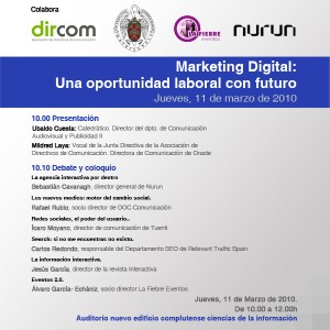 Marketing Digital: Oportunidad Laboral
